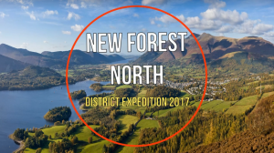 New Forest North expeditions to the Lake District
